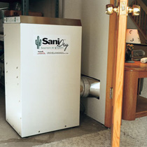 energy star rated basement dehumidification system