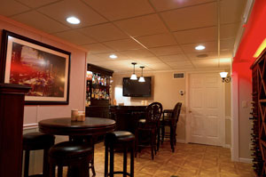 Basement Man Cave Ideas 10 Tips For Creating A Man Cave